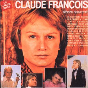 Claude Francois - Album Souvenir - Zortam Music