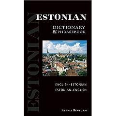 Estonian-English/English-Estonian: Dictionary