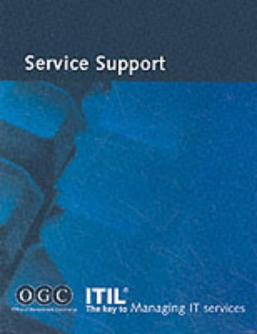 Itil Service Support (It Infrastructure Library)