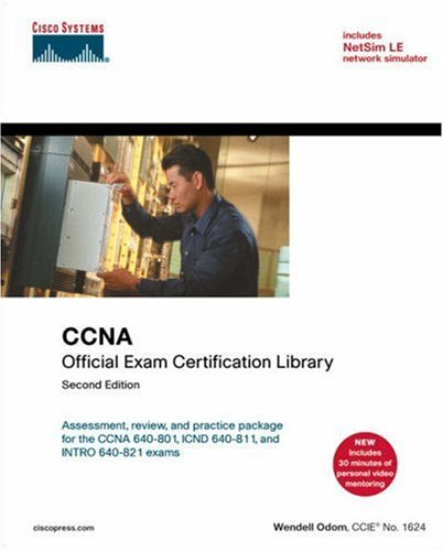 CCNA Official Exam Certification Library (Exam #640-801), 2nd edition