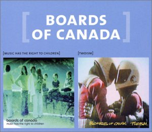 Boards Of Canada - Coffret 2 CD : Music Has The Right to Children / Twoism (FR Import) - Zortam Music
