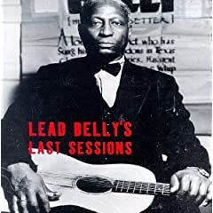 "Featured recording ""Leadbelly's Last Sessions"""