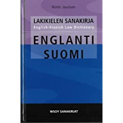 English-Finnish Low Dictionary