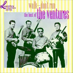 The Ventures - Walk -- Don