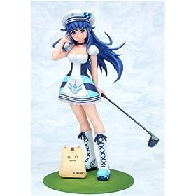 【クリックで詳細表示】Amazon.co.jp | スカッとゴルフ パンヤ アリン (1/8スケールPVC塗装済み完成品) | ホビー 通販