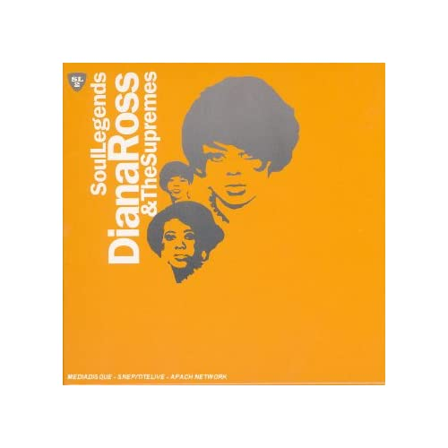 Diana Ross and The Supremes   Soul Legends preview 0