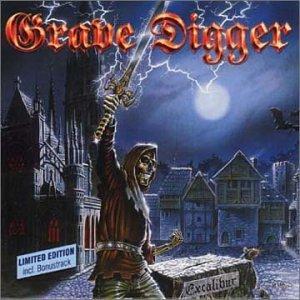 Grave Digger - Excalibur (Limited Edition) - Zortam Music