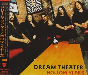 Dream Theater - Hollow Years (Japanese Single) - Zortam Music