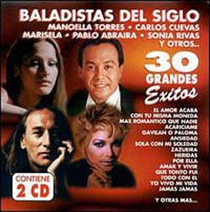 artist - Baladista del Siglo: 30 Grandes Exitos - Zortam Music