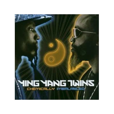 Artist            Ying Yang Twins Album             Chemically Imbalanced  Source            CD Genre             Rap Ripper            Exact Audio  Copy. CrackMuzik   Dislexsic Present