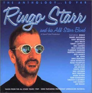 Ringo Starr - The Anthology So Far - Zortam Music