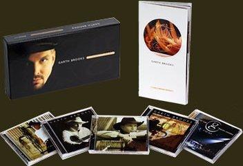 Garth Brooks - The Limited Box Series 2005 (5 CDs + DVD-Live) - Zortam Music