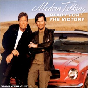 Modern Talking - Ready For The Victory - Maxi CD - Zortam Music