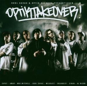 Kool Savas - Optik Takeover - Zortam Music