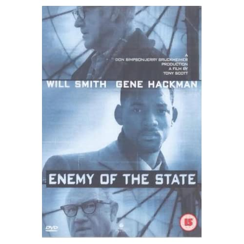 Enemy of the State [1998] DvDrip [Eng] BugZ preview 0
