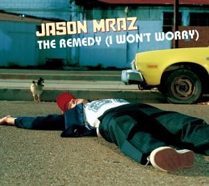 Original album cover of Remedy (I Won't Worry) by Jason Mraz