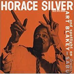 Horace Silver Trio, Vol. 1: Spotlight on Drums