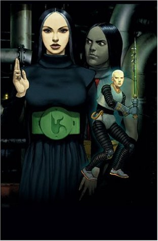 Technopriests, The: Initiation - Book One (Technopriests (DC Comics))