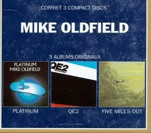 Mike Oldfield - Platinum/Q.E.2/Five Miles Out (3-CD Set) - Zortam Music