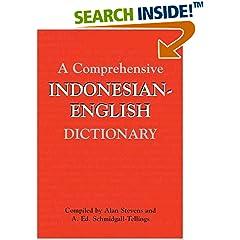 Comprehensive Indonesian-English Dictionary