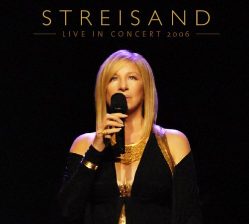 Barbra Streisand - The Concert (Disc 2) - Zortam Music