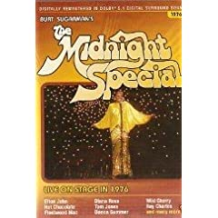 Burt Sugarman's the Midnight Special 1976 Dvd!