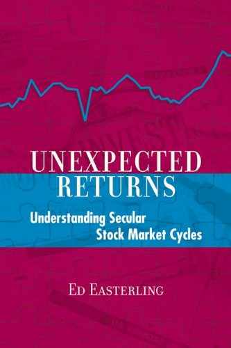 Unexpected Returns: Understanding Secular Stock Market Cycles