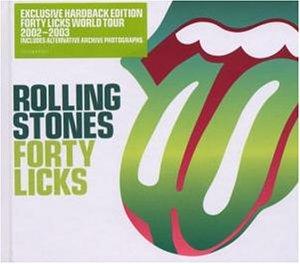Rolling Stones - 40 Licks [Ltd. Edition] - Zortam Music