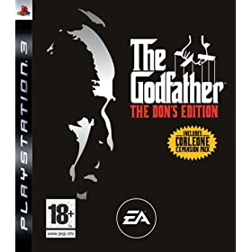 The Godfather: The Don's Edition (PS3)