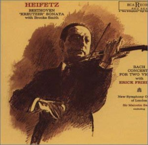 Jascha Heifetz|ヤッシャ・ハイフェッツ /Kreuzer|クロイツェル