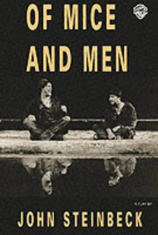 an essay on the book of mice and men by john steinbeck The structure and style of john steinbeck's of mice and men contribute to the conclusions which can be drawn from this novel, and this can be seen particularly in the novel's introductions, where it can be seen that the conclusions drawn are inherent.