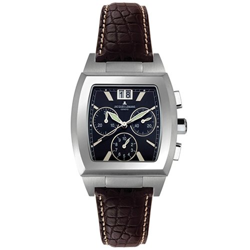 Jacques Lemans Men's Geneve Chronograph Watch