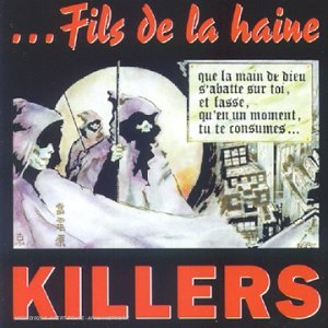 Album cover for ...Fils De La Haine