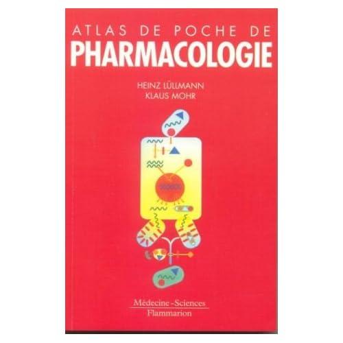 atlas de pharmacologie
