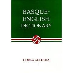 Basque English Dictionary