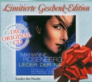 Marianne Rosenberg - Lieder der Nacht-Special Edi - Zortam Music