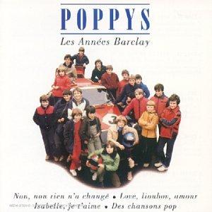 Les Poppys - Les Années Barclay - Zortam Music