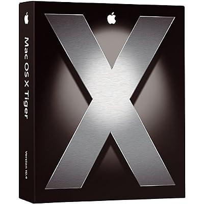 Mac OS v10.4 Tiger 41DPSDGQZ6L._SS400_