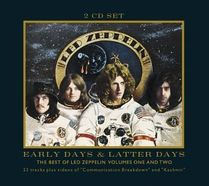 Led Zeppelin - Early Days & Latter Days: Vol. 1 & 2 - Zortam Music