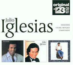 Julio Iglesias - 3 CD Box: 1100 Bel / Starry Night / Emotion - Zortam Music