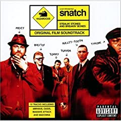 Cover: Snatch  -  Schweine und Diamanten - Soundtrack