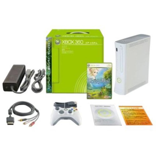 Xbox 360 コア システム トラスティベル ~ショパンの夢~ プレミアムパック(スペシャルサウンドトラックDVD同梱)