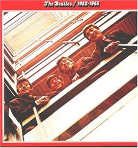 The Beatles - 1962-1966 : Red Album [VINYL] - Zortam Music