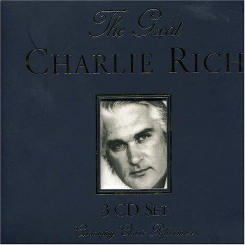 Charlie Rich - The Great Charlie Rich - Zortam Music