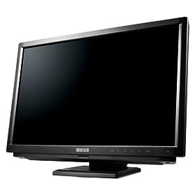 Amazon.co.jp: I-O DATA 24.1インチワイド液晶ディスプレイ(ブラック) LCD-TV241XBR-2: エレクトロニクス