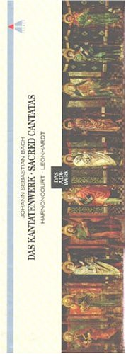 M - Bach: Sacred Cantatas - Zortam Music
