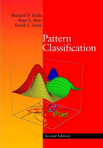 Pattern Classification (2nd Edition)
