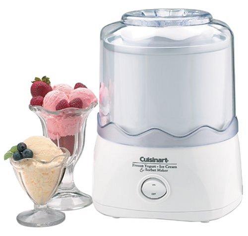 Automatic Ice Cream Maker