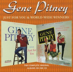Gene Pitney - Just For You & World Wide Winners - Zortam Music
