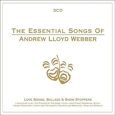 Andrew Lloyd Webber - The Essential Songs of Andrew Lloyd Webber - Zortam Music